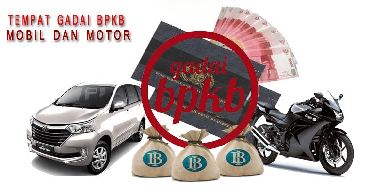 Pinjaman Dana tunai jaminan BPKB mobil dan motor di Surabaya